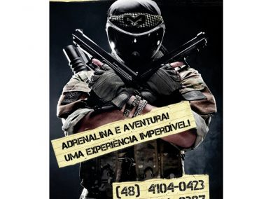 Banner WF Paintball